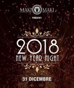 2018 capodanno maki maki