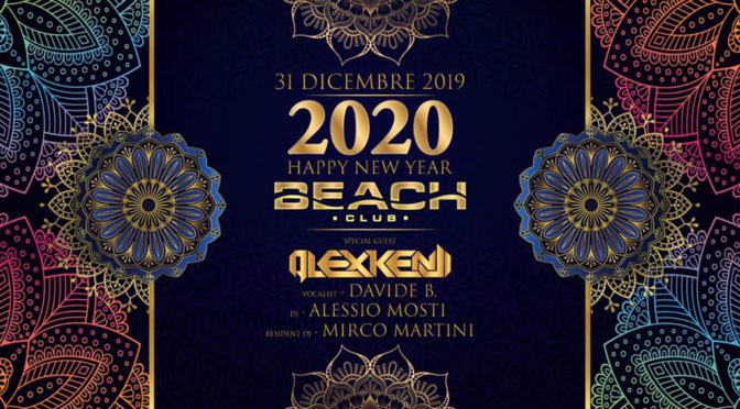 capodanno beach club